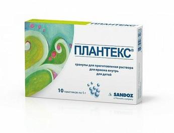 Препарат от детских колик Плантекс